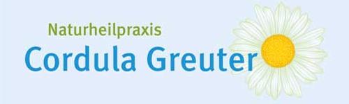Naturheilpraxis Cordula Greuter Logo